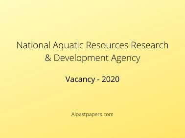 National-Aquatic-Resources-Research-Development-Agency