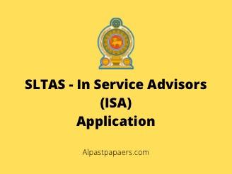 SLTAS-In-Service-Advisor-Application-