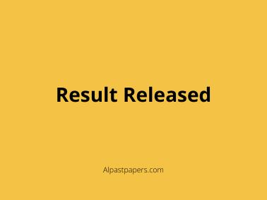 Result-released