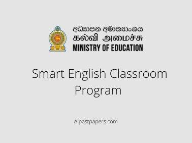 Smart English Classroom Program