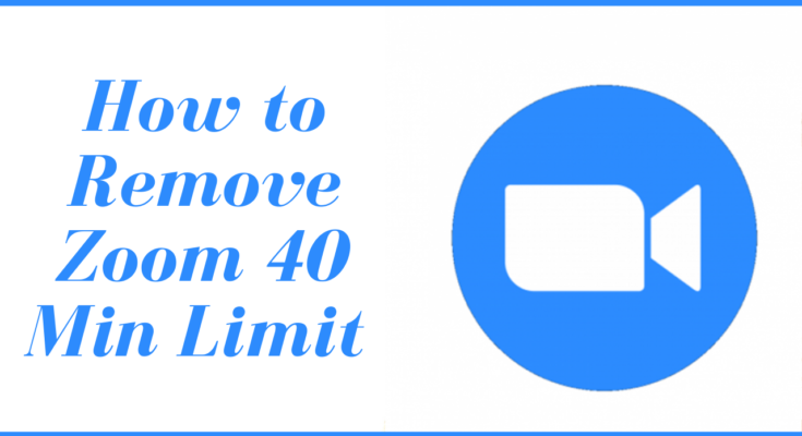 free zoom 40 min removal