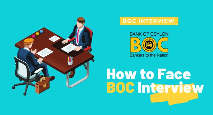 boc interview